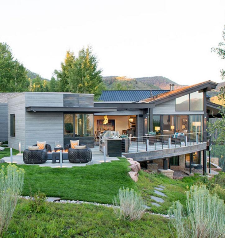 luxury home - mountain star