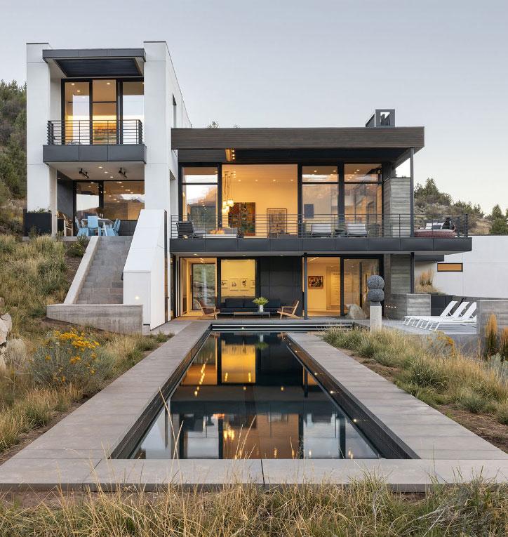luxury home - polarstar