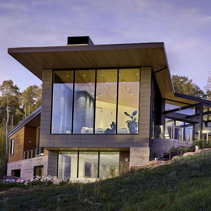 luxury home - wildrose