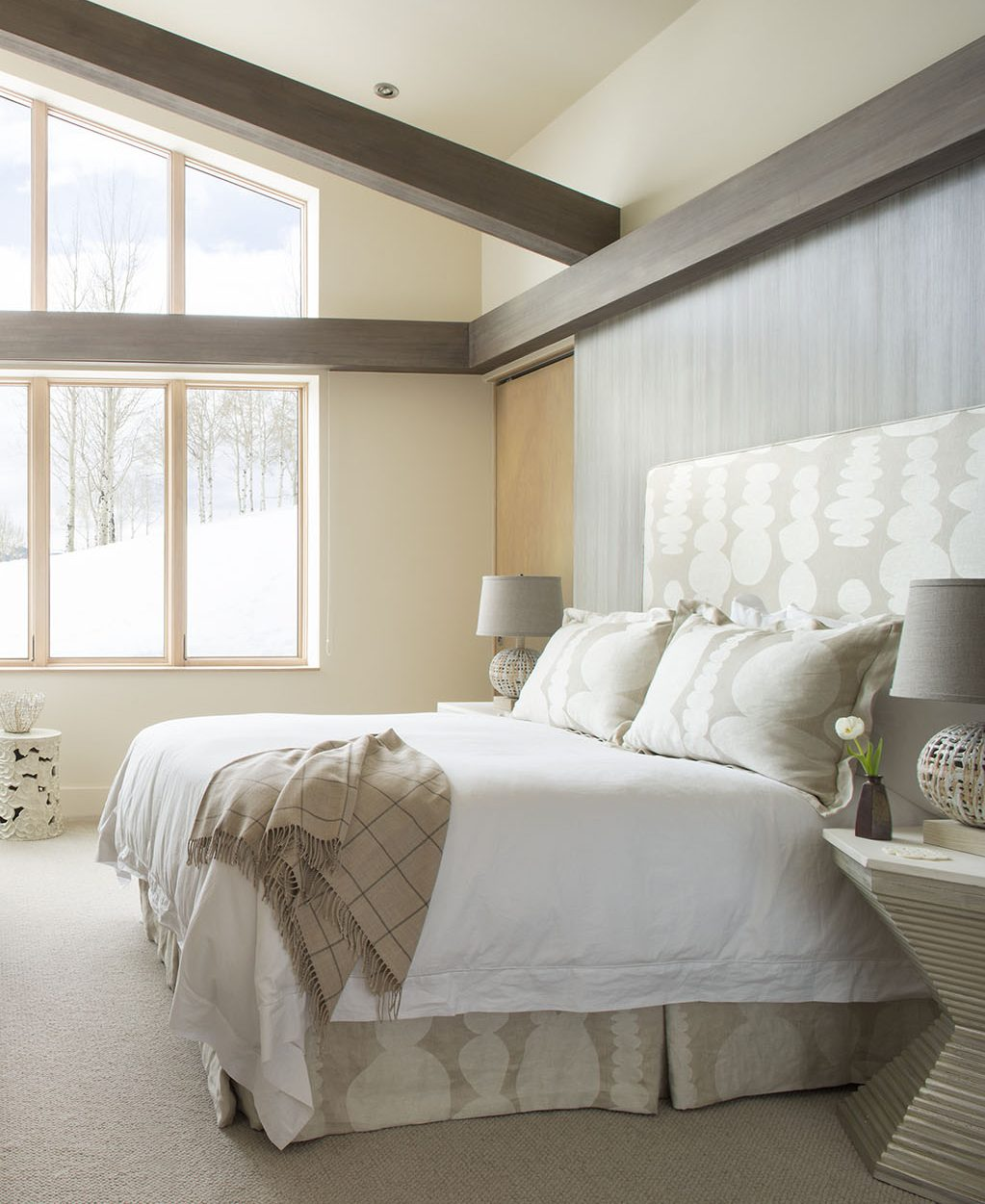 Mountain Star Home Remodel Bedroom